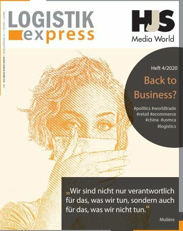 LOGISTIK express Journal 4/2020