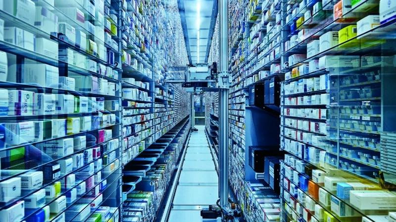 Central Apotheke Frankfurt realisiert mit KNAPP ein revolutionäres urbanes Versorgungsnetzwerk