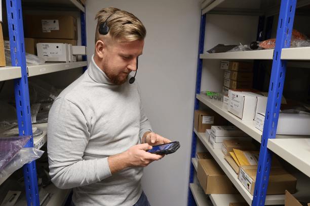 Schwedischer Großhändler Hall Miba optimiert Kommissionierprozesse mit Zetes